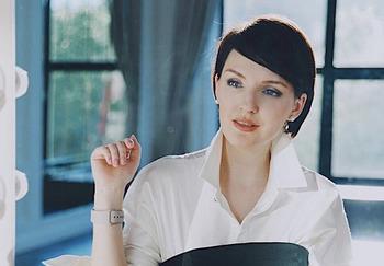 Блогер Анна Бадаева