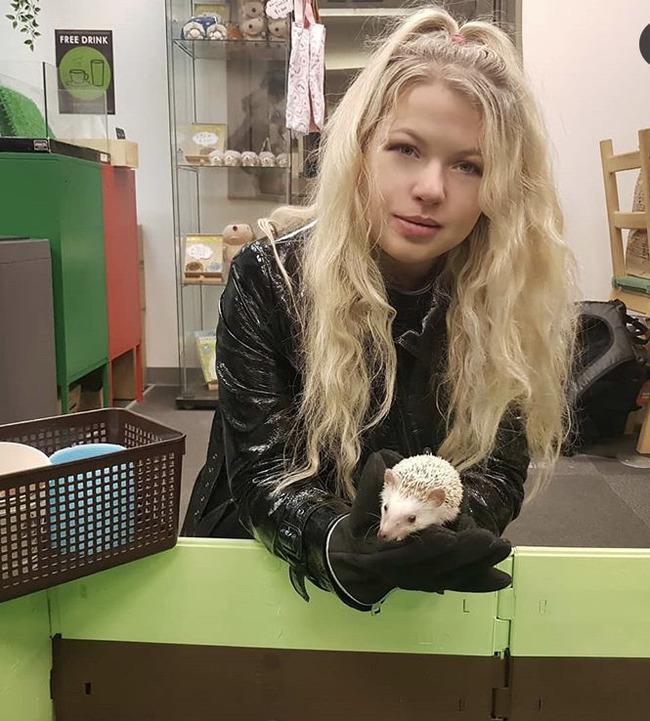 Блогер Дарья Матрешка
