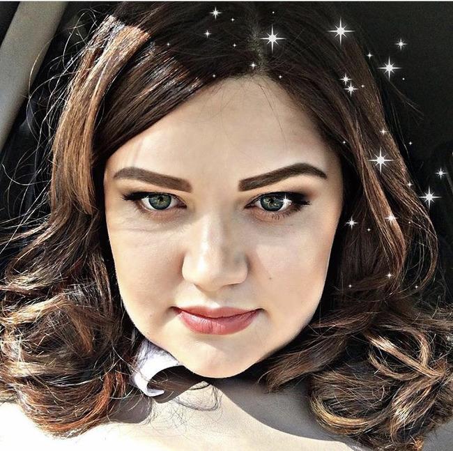 Блогер Виктория Серафимова