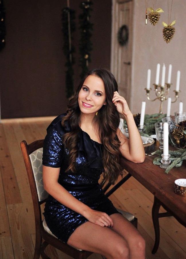 Блогер Елизавета Тейст