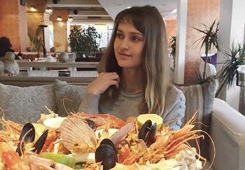 Блогер Александра Троицкая