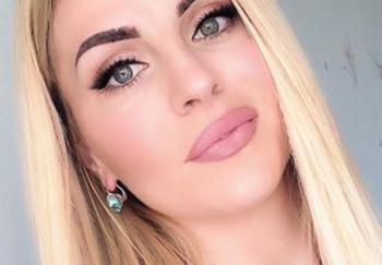 Блогер Кристина Комаровская