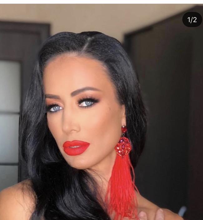Блогер Ксения Олейник