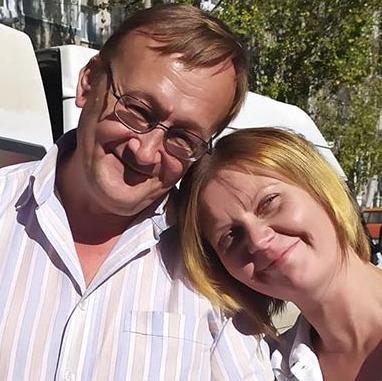 Блогер Ольга и Сергей