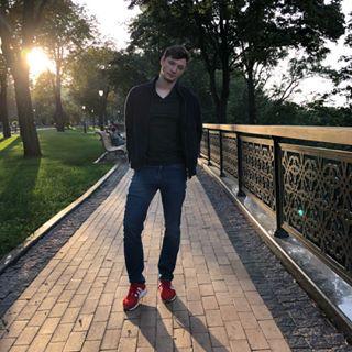 Блогер Иван Фоминок
