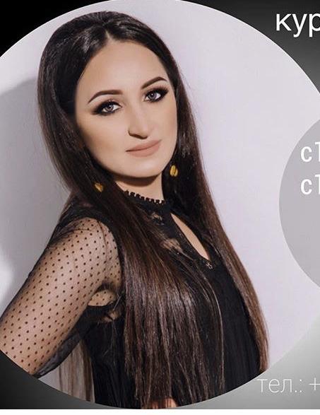 Блогер Лилит Минасян