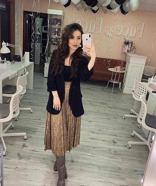 Блогер Илона Андрибава