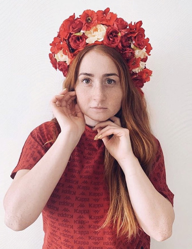 Блогер Ксения Караваева