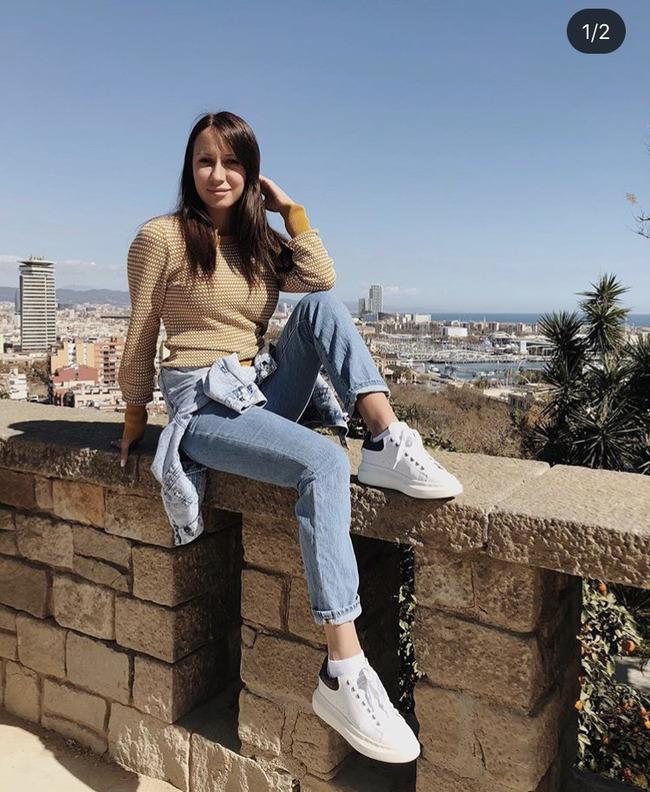 Блогер Юлия Веденеева