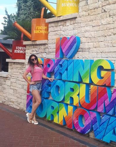 Блогер Виктория Shrkova