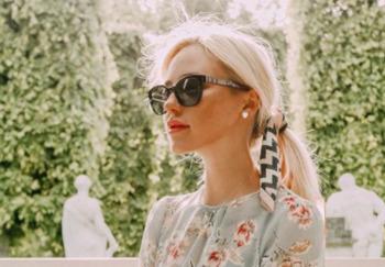 Блогер Мария Рогачева