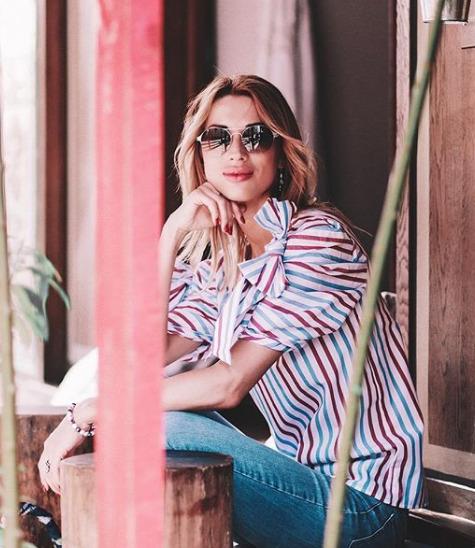 Блогер Екатерина Коломиец