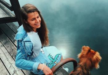 Блогер Екатерина Рубина