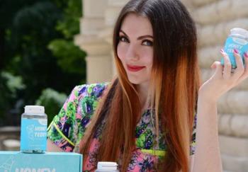Блогер Ева Бриллиант