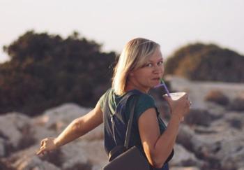 Блогер Юлия Михалева