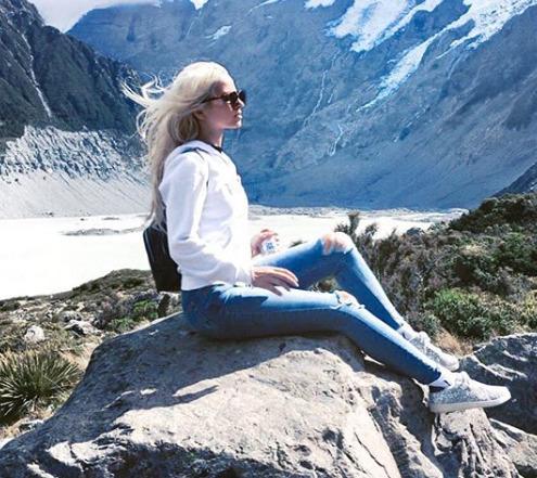 Блогер Алена Agentblond