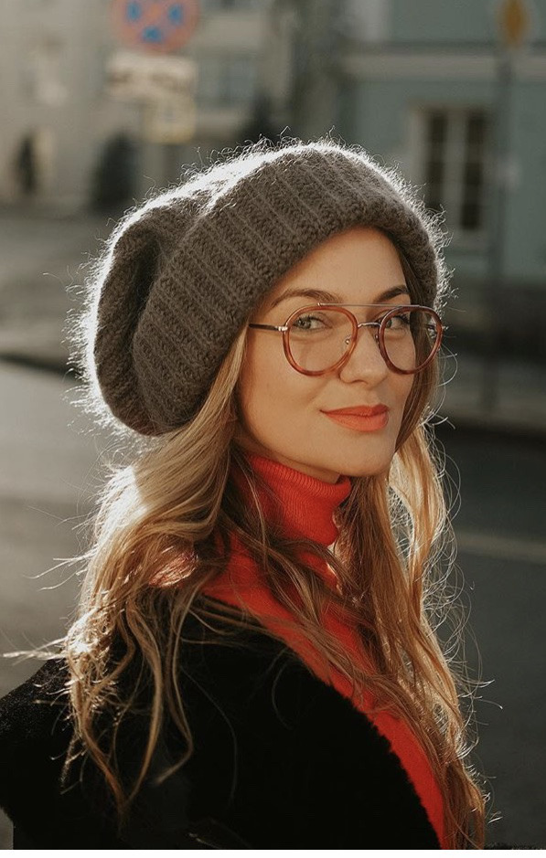 Блогер Евгения Гришечкина