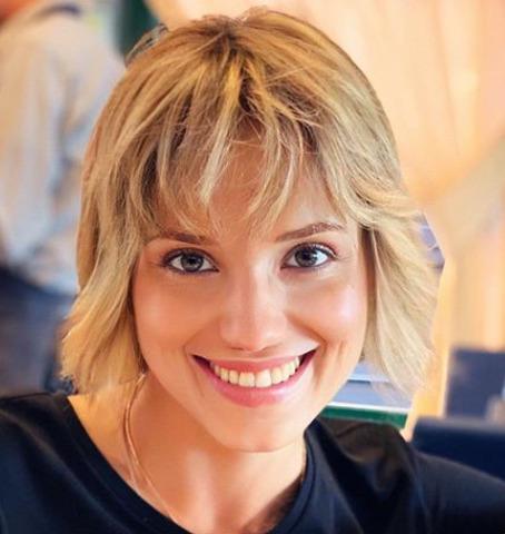 Блогер Анастасия Ермакова