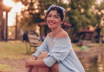 Блогер Ника Вишневская