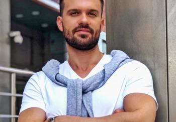 Блогер Дмитрий Алфутов