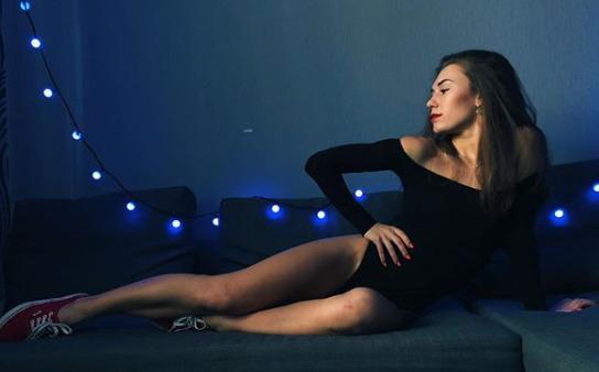Блогер Катерина Шошина