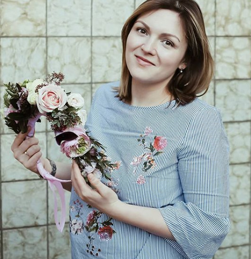 Блогер Юля Реш
