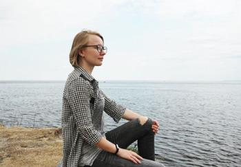 Блогер Катарина Снигур
