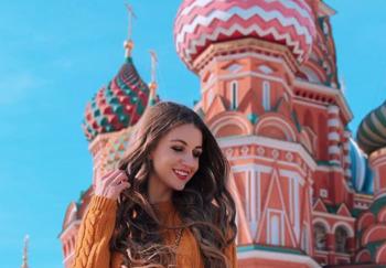 Блогер Ксю Гусик
