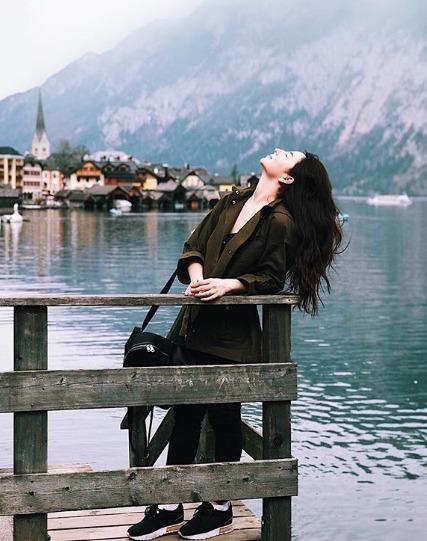 Блогер Виктория Воробьева