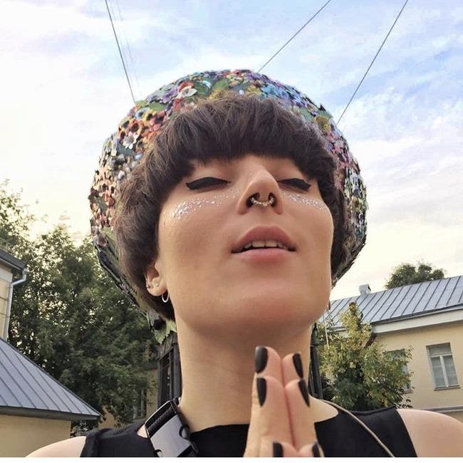 Блогер Мария Чеснокова