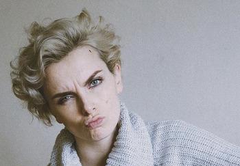Блогер Ксения Хижняк