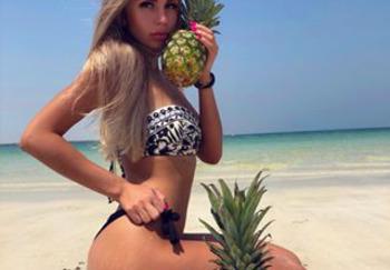 Блогер Екатерина Дмитриева