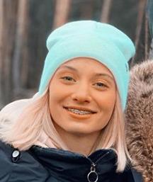 Блогер Мария Потапова