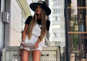 Блогер Алеся Аста