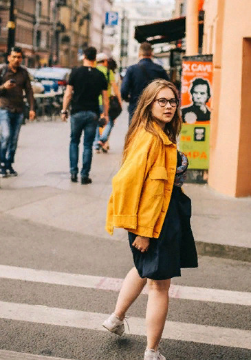 Блогер Мария Winivino