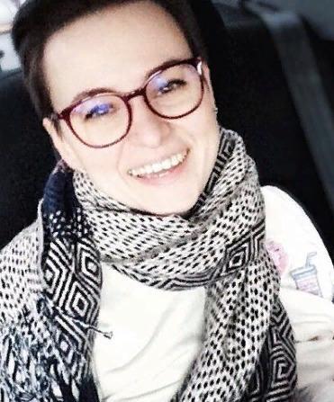 Блогер Юля Mom_pati