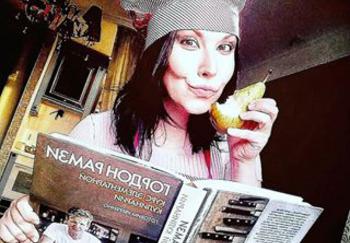Блогер ksenialaoshi