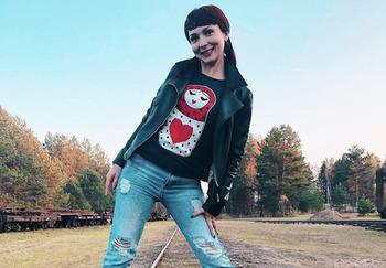 Блогер Елизавета Колышко