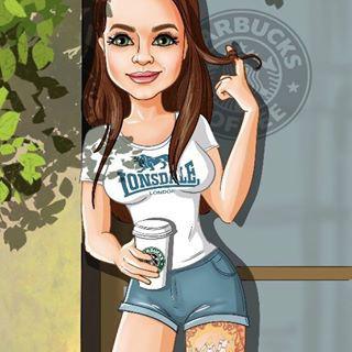 Блогер Марина Вовкина
