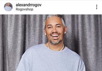 Блогер Александр Рогов