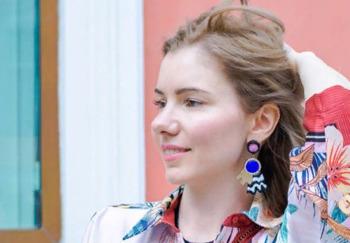 Блогер Дарья Теревцова
