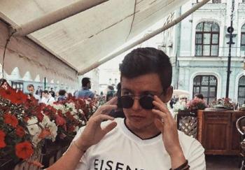 Блогер Андрей Dize.man