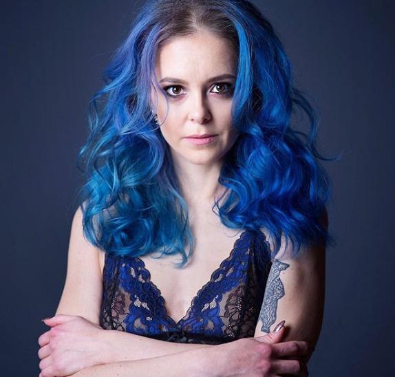 Блогер Ольга Зацепина