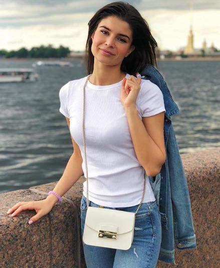 Блогер Яна Ханикерян