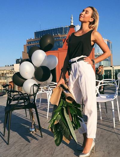 Блогер Дарья Сушинская