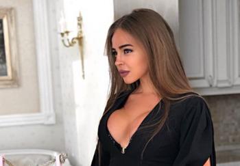 Блогер Кристина Никонова