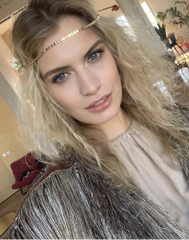 Блогер Ксения Храбовская