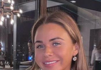 Блогер Елизавета Буданова