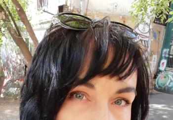 Блогер Алла Ганова
