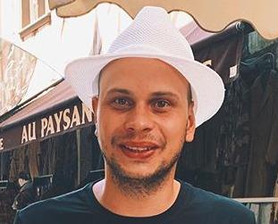 Блогер Федор Маслов